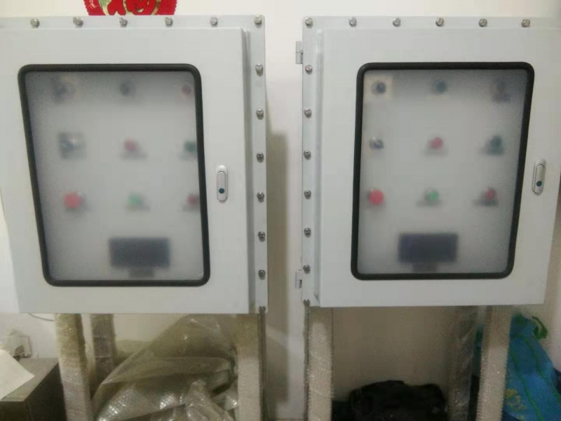 防爆燃烧自动化控制柜
